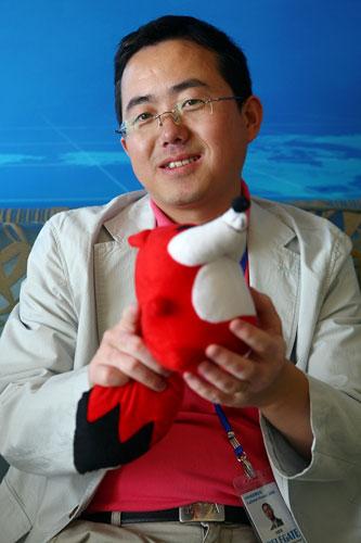 中欧陆家嘴国际金融研究院副院长刘胜军