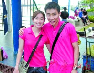李宗伟和黄妙珠是目前的马来西亚阵中男女单实力最强的选手