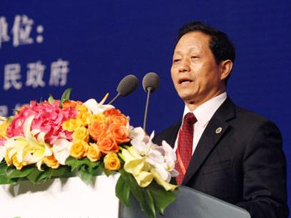 中国保险监督管理委员会主席吴定富