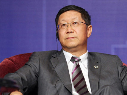 中国光大集团董事长唐双宁