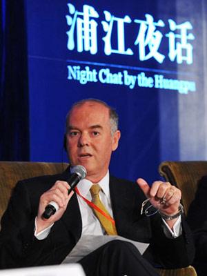 渣打银行全球商业衍生产品交易总裁杰罗米·伊斯特