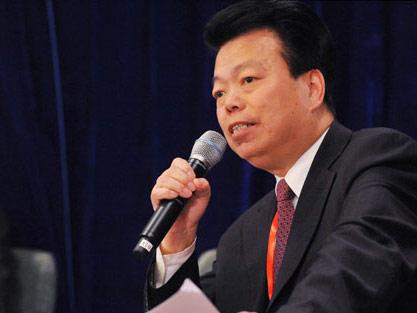 上海汽车工业(集团)总公司财务总监朱根林