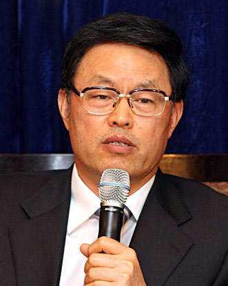中国银监会副主席蒋定之