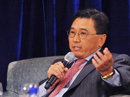 瑞士银行投资银行亚洲区主席蔡洪平