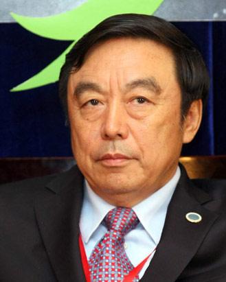 招商银行行长兼首席执行官马蔚华