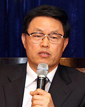 中国银行业监督管理委员会副主席蒋定之