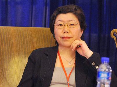 上海交通大学安泰经济与管理学院教授、金融系主任潘英丽
