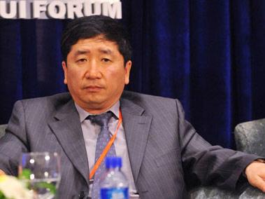 海期货交易所总经理杨迈军