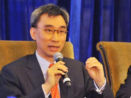 平安保险集团总经理张子欣