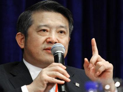 泰康人寿保险股份有限公司董事长兼首席执行官陈东升