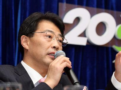 中国工商银行股份有限公司副行长李晓鹏