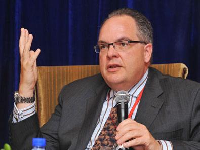 纽约梅隆银行总裁兼CEO罗纳德·欧汉利