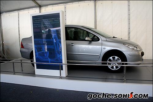 汽车科技动态互动