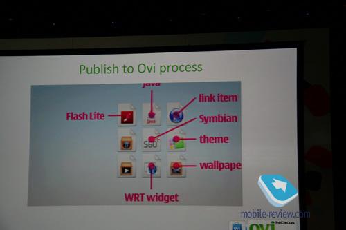 主推Ovi商店 诺基亚开发者大会09直击
