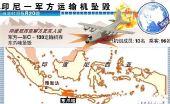 驻雅加达记者:印尼坠毁军机已服役40年(图)