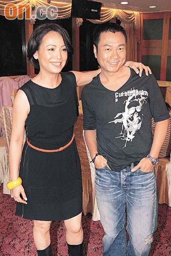 邓萃雯与黎耀祥终如愿以偿,剧集将于商场搞结局派对