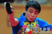 乒乓球亚洲杯男单v体育-搜狐体育戴眼镜的斗牛图片