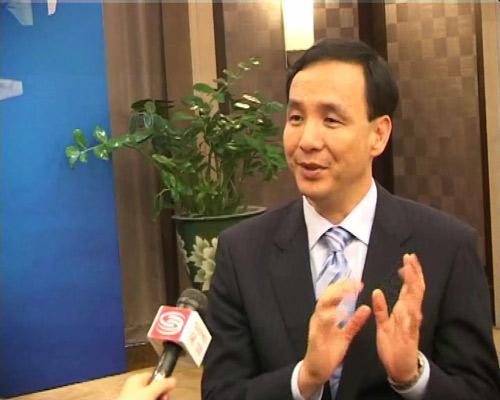 《直播港澳台》专访中国国民党副主席朱立伦