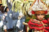 起名字靠抓阄 看巴厘岛人的奇风异俗(图)