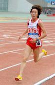 图文:09全国田径锦标赛赛况 白雪5000米夺冠