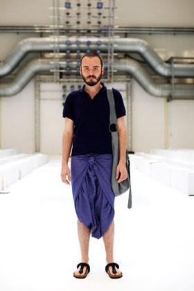 男人穿裙子-男人频道