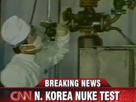 朝鲜证实已成功进行第二次地下核试验