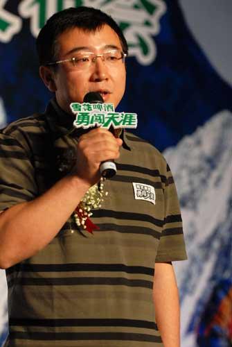 舒天/华润雪花啤酒公司销售总监于舒天