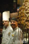 印度Bukhara餐馆 30年不变的味道