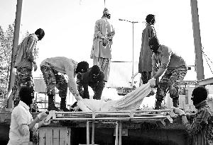 5月30日,发动28日清真寺爆炸案的三名成员被伊朗政府快速处死。