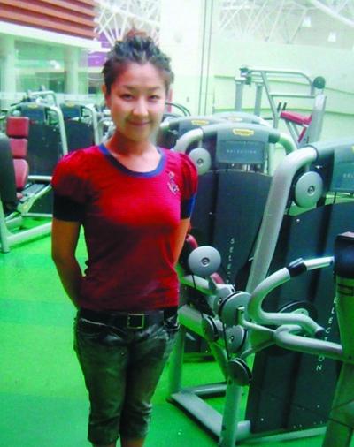 胖女生3个月减27公斤尝遍各种魔鬼减肥法(图的歌分手女孩给时图片