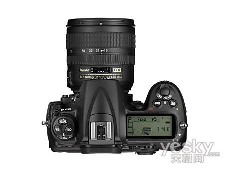 热门中端单反 尼康D300最新售价9500元