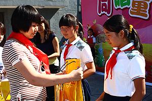 欢度六一国际儿童节 关注儿童乘车安全