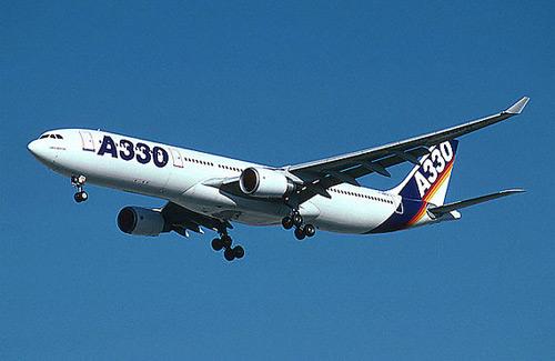 资料图:空客A330