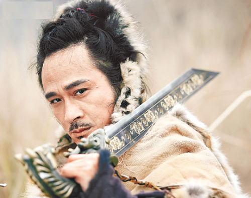 吴镇宇对执导新片《追影》剧照。