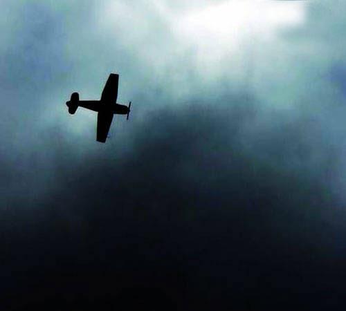 飞机神秘失踪