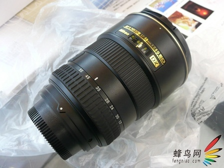尼康AF-S DX 17-55/2.8G IF-ED镜头