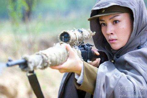 刘孜《狙击手》剧照