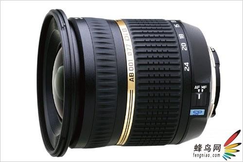 索尼及宾得用户关注 腾龙10-24镜头发售