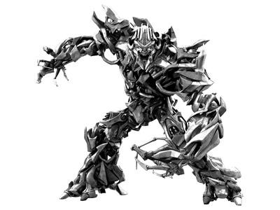 组图:《变形金刚2》角色介绍——霸天虎阵营