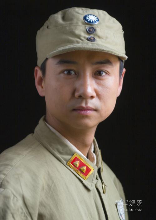 《狙击手》剧中人物介绍  毛 孩-饰-石 头