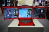 Computex 2009:惊现具有3个显示屏的笔记本
