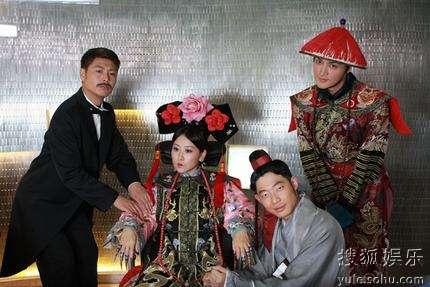 左起为吴庸、裴娜、唐亚军、费德南