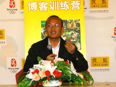 联众创始人、天使投资人鲍岳桥
