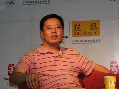 爱帮网CEO兼总裁刘建国