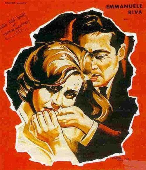 影史今日:1959年6月10日 《广岛之恋》上映