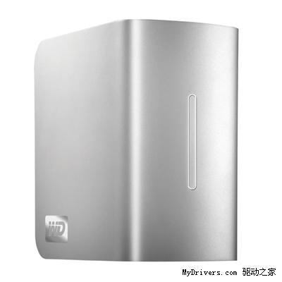 西部数据发布业界首款4TB外置硬盘