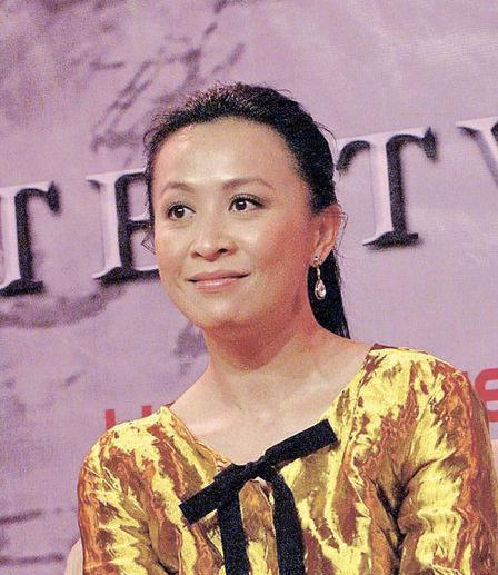 刘嘉玲被徐克称赞,指她与武则天有很多地方相似。