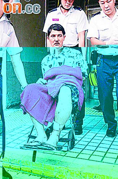警员将叶少华救回图片