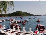 雁栖湖湖水