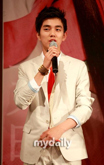 俞承豪将参加夏令营 号召韩国青少年积极做公益